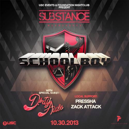 Schoolboy @ Foundation Nightclub