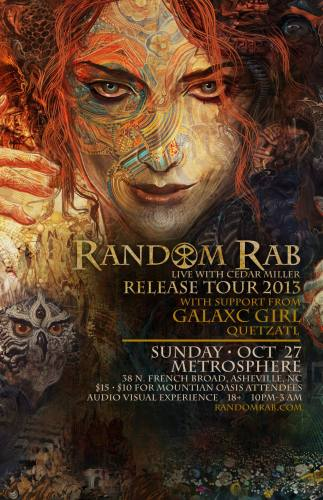 Random Rab Live with GalaxC Girl - Mountain Oasis Afterparty