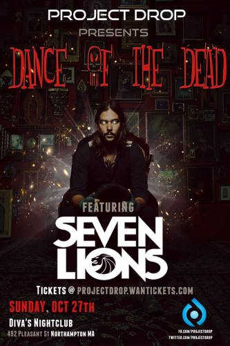 Seven Lions @ Diva's Nightclub