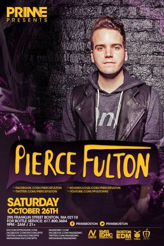 Pierce Fulton @ PRIME