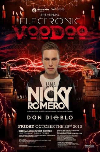 Nicky Romero @ Buchanan's