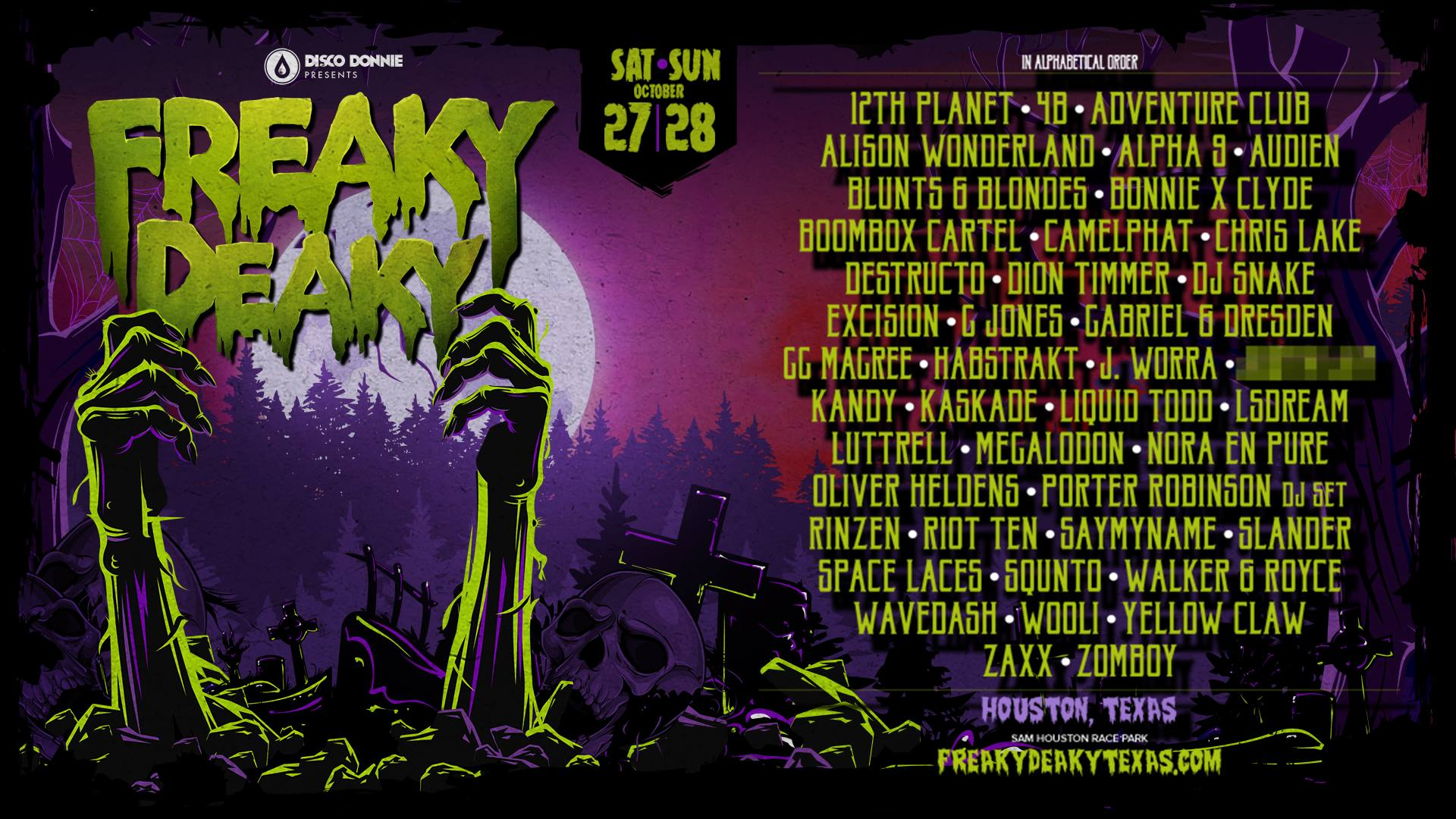 Audien Tour Dates