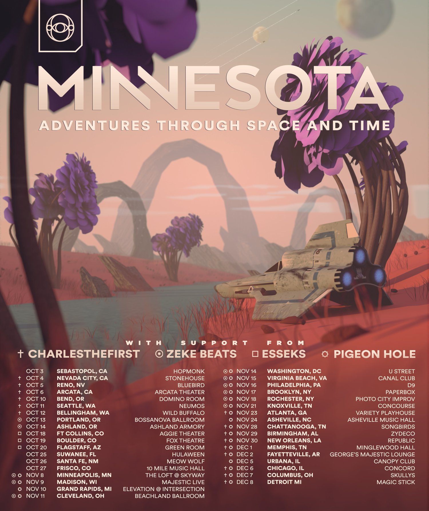 Image result for minnesota space and time tour