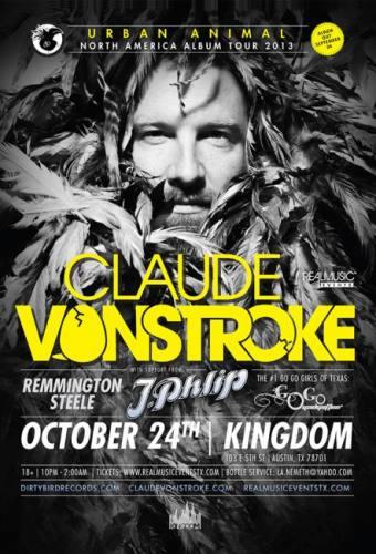 Claude VonStroke & J Phlip @ Kingdom