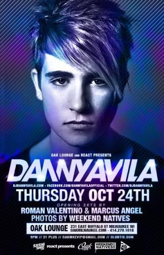 Danny Avila - Oak Lounge Milwaukee