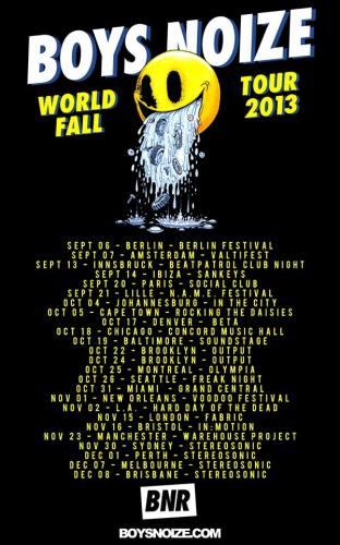 Boys Noize @ Baltimore Soundstage