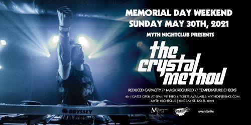 The Crystal Method @ Myth Nightclub