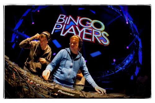 Bingo Players @ Hakkasan Las Vegas (10-18-2013)