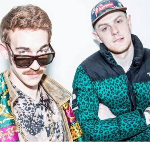 LOUDPVCK & Brillz @ NV Nightclub