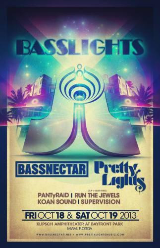 Pretty Lights & Bassnectar @ Bayfront Park