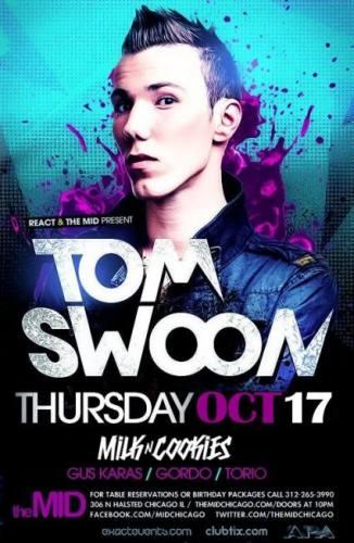TOM SWOON - MID THURSDAYS