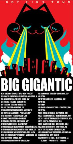 Big Gigantic @ The Pageant (10-12-2013)