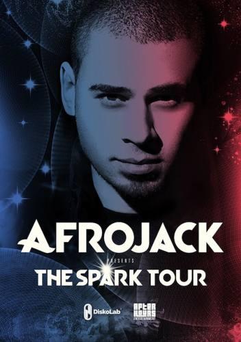 Afrojack @ Coliseum Tallahassee