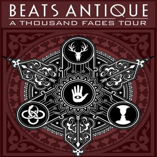 Beats Antique @ Bourbon Theatre (10-09-2013)