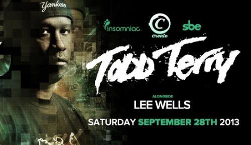 Todd Terry at Create