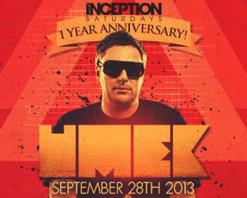 Inception with Umek at Exchange LA