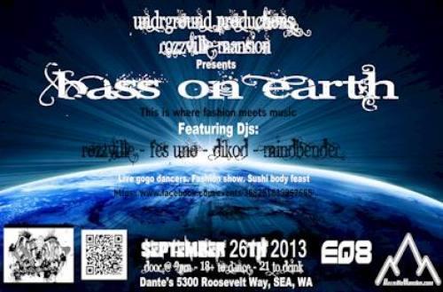 Bass On Earth
