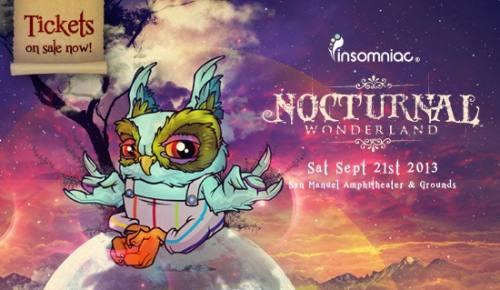 Nocturnal Wonderland 2013