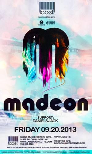 Madeon @ Label