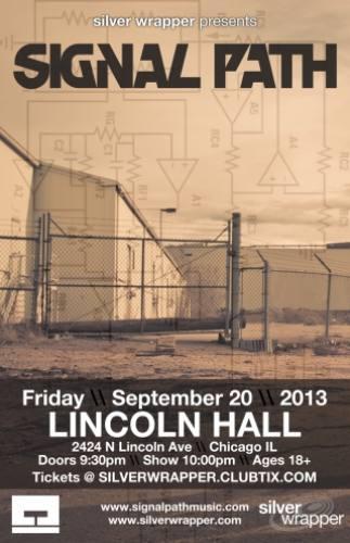 Signal Path @ Lincoln Hall