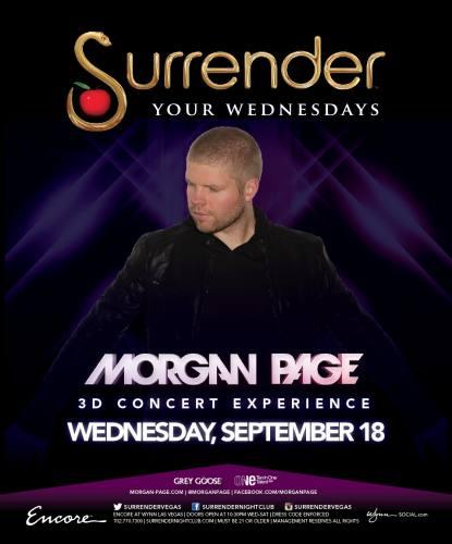 Morgan Page @ Surrender Nightclub (09-18-2013)