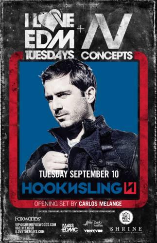 Hook N Sling @ Shrine at MGM Grand