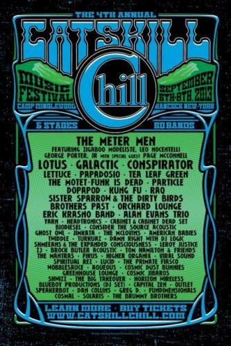 Castkill Chill Music Festival 2013