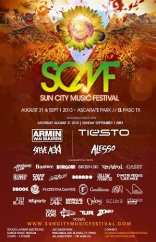 Sun City Music Festival 2013