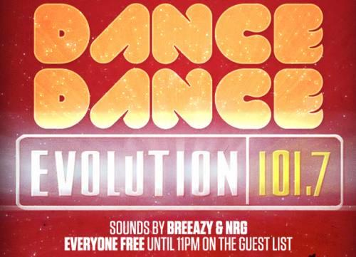 8.30.13 || Evolution 101.7 Fridays || Royale Boston