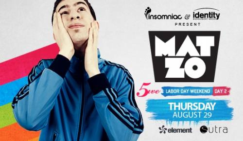 Element with Mat Zo at Sutra