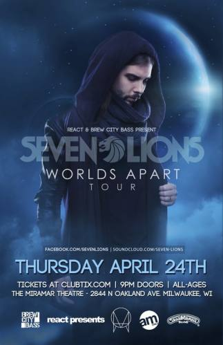 Seven Lions @ The Miramar Theatre