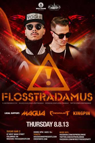 Flosstradamus @ Sugar Bar 2