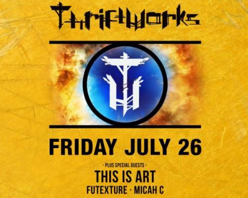 Midnight Voyage LIVE: Thriftworks | This Is Art | Futexture | Micah C
