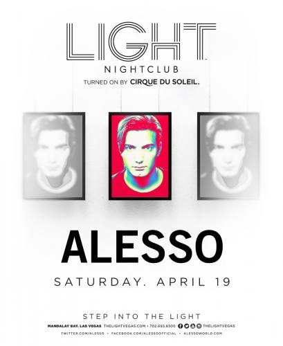 Alesso @ Light Nightclub (04-19-2014)