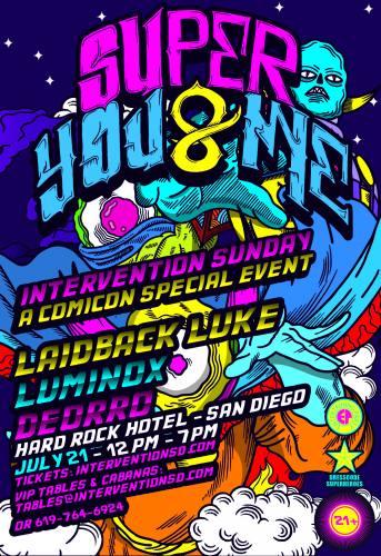 Laidback Luke @ Hard Rock Hotel - San Diego