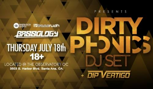 Dirtyphonics at The Observatory
