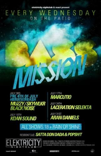 Bass Mission: Marcutio