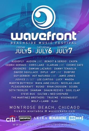 Wavefront Music Festival 2013