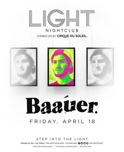 Baauer @ Light Nightclub (04-18-2014)