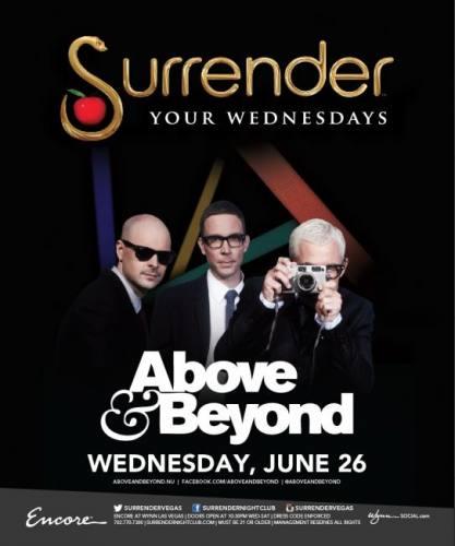 Above & Beyond @ Surrender Nightclub (06-26-2013)