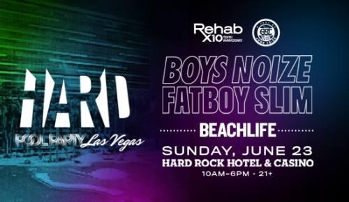 HARD Vegas Pool Party