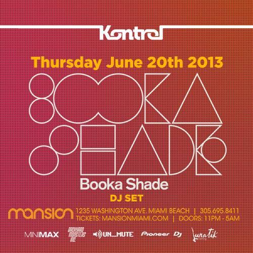 Booka Shade @ Mansion