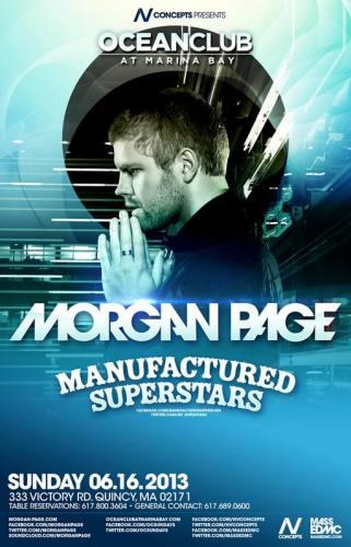 Morgan Page @ Ocean Club