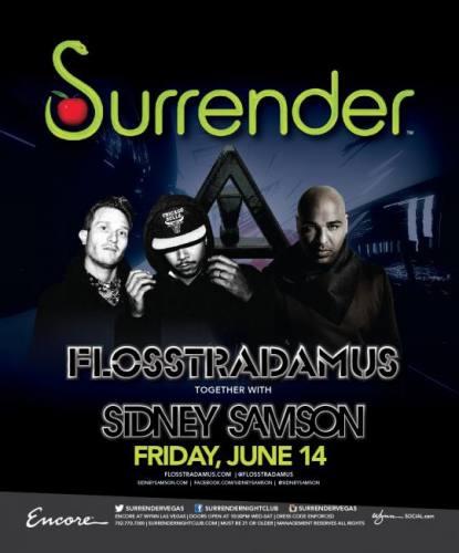 Flosstradamus & Sidney Samson @ Surrender Nightclub