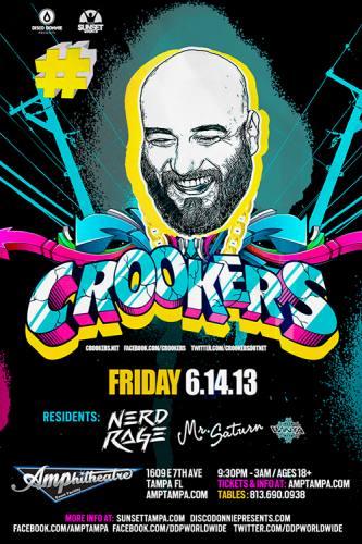 Crookers @ Amphitheatre Event Facility