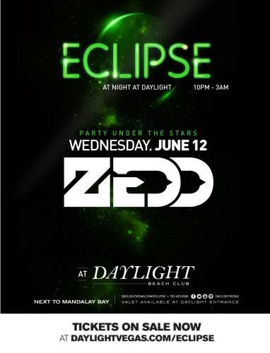 Zedd @ Daylight Beach Club