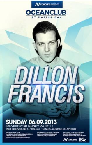Dillon Francis @ Ocean Club