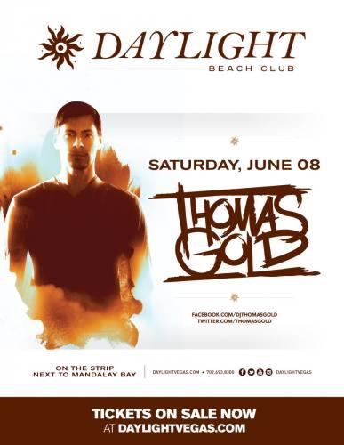 Thomas Gold @ Daylight Beach Club