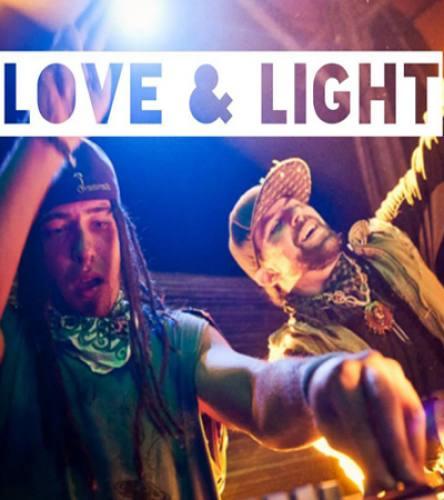 Love and Light & Psymbionic @ Hopmonk