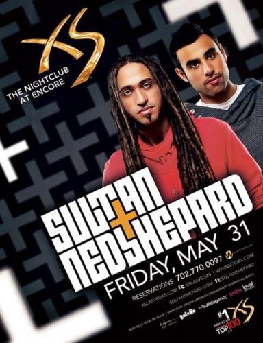 Sultan + Ned Shepard @ XS Las Vegas